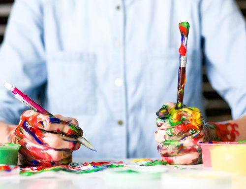 ¿Cuando algo creativo, es muy creativo?